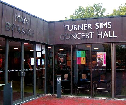 Turner Sims Concert Hall