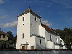 250px-Kostel_(Žďárec)_2